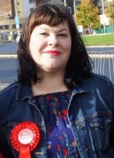Angelina Leatherbarrow - speaker in January